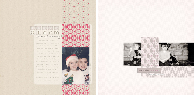 25 Days of Holiday Templates: Day 1