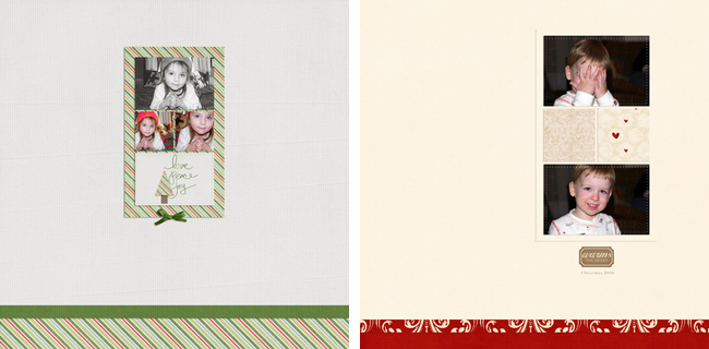 25 Days of Holiday Templates: Day 11