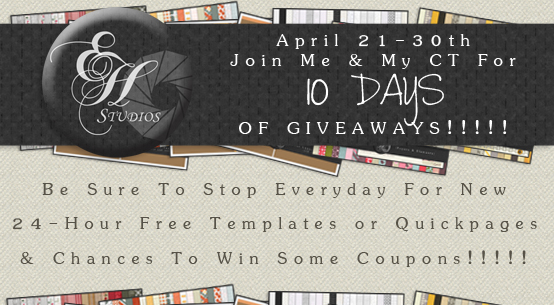 10 Days Of Giveaways