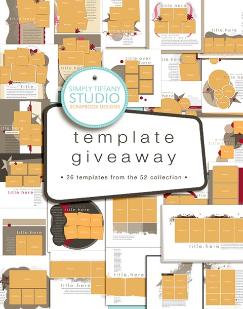 26 Templates by Tiffany Tillman