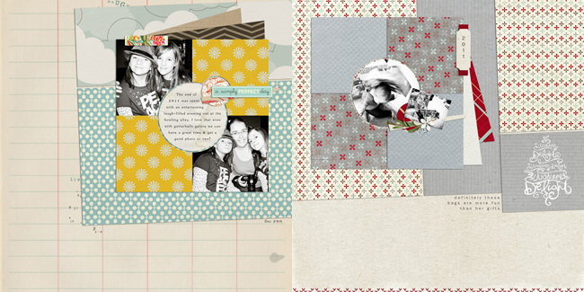 Holiday Templates 2011: template 6