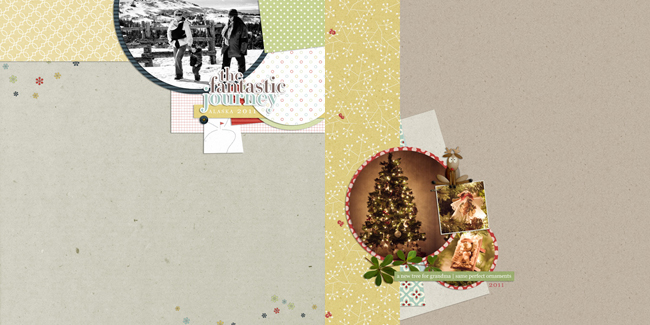 Holiday Templates 2011: template 8