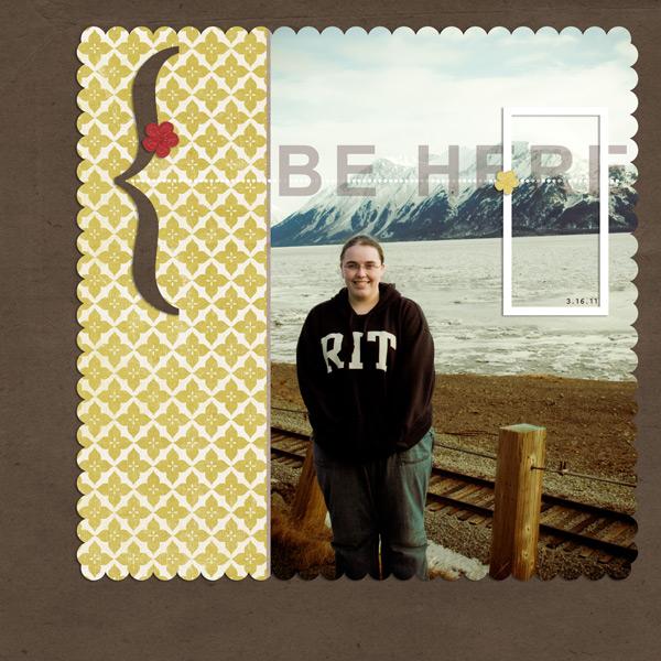 Be Here - Copycat Challenge