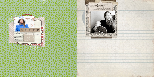 Holiday Templates 2011: template 11
