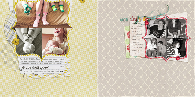 Holiday Templates 2011: template 12