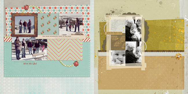 Holiday Templates 2011: template 13
